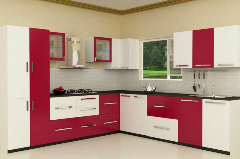 modular kitchen in Nagarbhavi